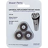 Shaver-Parts Alternative Scherköpfe für Philips HQ8/HQ9/HQ177/SH30
