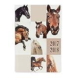 agenda scolaire Chevaux 2017 2018 agenda chevaux