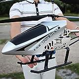 Kikioo Hohe Qualität Super Große Funkfernbedienung 3,5 Kanal 2,4 GHz Gyro RC Hubschrauber LED Indoor Outdoor Hubschrauber Stabile Einfach zu Lernen Gute Bedienung Junge Spielzeug Flugzeug Für Kinder a