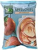 Produkt-Bild: Biozentrale Bio Apfelchips, 50 g