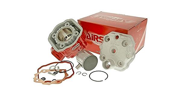 Zylinder Kit Airsal 88ccm Xtreme 45mm Derbi Senda 50 2000 2005 Ebs Auto