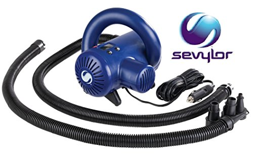 Bomba Inflador eléctrico 12V Pump marhio Sevylor–idoneo para...