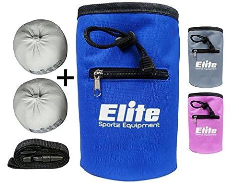 Elite Sportz Chalk Bag – inklusive 2 x 100% natürliche