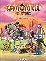Camomille et les chevaux, tome 4 : Les champions par Mésange