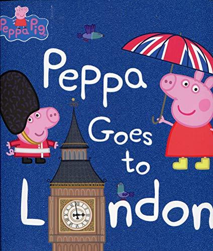 Peppa Goes To London (Peppa Pig) por Vv.Aa.