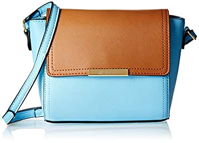 Lavie Dover Women's Sling Bag (Persian Blue)