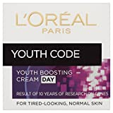 6 x L'Oreal Paris Youth Code Youth Boosting Cream Day 50ml