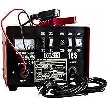 Oxford Chargeur de batterie 12–24V pour utilisation professionnelle, modèle 18S