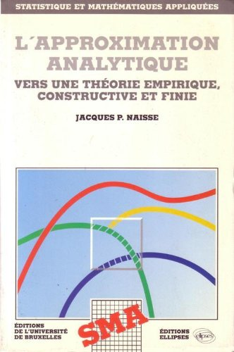 L'approximation analytique