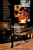 Todos Dicen I Love You (Blu-Ray) (Import Sans Langue Française)