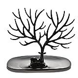 OULII-Pulsera-de-soporte-de-collar-organizador-de-joyera-joyera-de-la-cornamenta-de-los-ciervos-decorativo-rbol-rbol-diseo-negro
