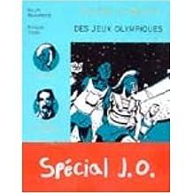 Contes et Récits des Jeux olympiques : Spécial J.O. de Gilles Massardier ,Nicolas Thers (Illustrations) ( 1 janvier 2000 )