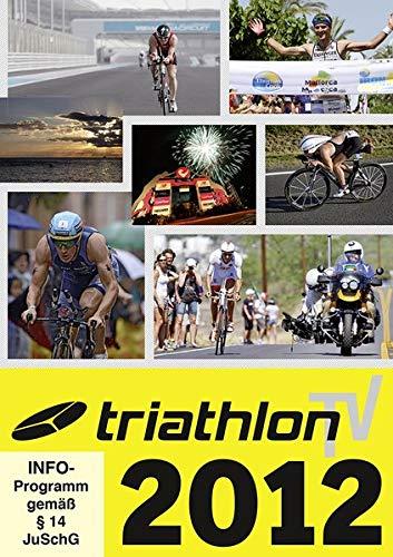 triathlonTV 2012, 2 DVDs