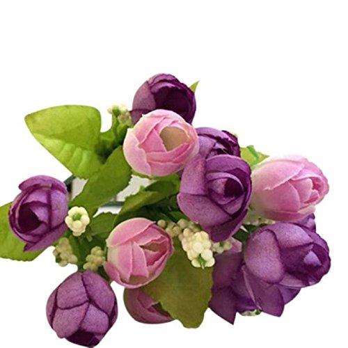 koly-15-capi-insolito-rose-artificiale-di-seta-floreale-del-foglio-di-fiore-decorazione-domestica-nu