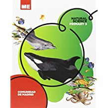 Natural Science PR 3 completo SB Madrid (CC. Naturales Nivel 3) - 9788416483341