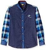 Seals Boys' Shirt (AM8238_blue_6)