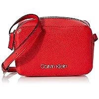 Calvin Klein Camera Bag for Women-Red