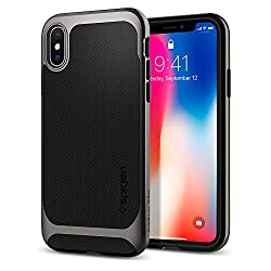 coque verre iphone x spigen