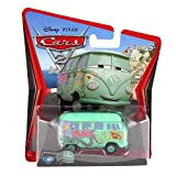 Disney Pixar Cars 2 Movie Die-Cast No. 14 Race Team Fillmore [1:55 Scale]