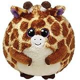 TY 7138924-Tippy Ball X-Large-Giraffe Beanie Ballz, Ø 33 cm