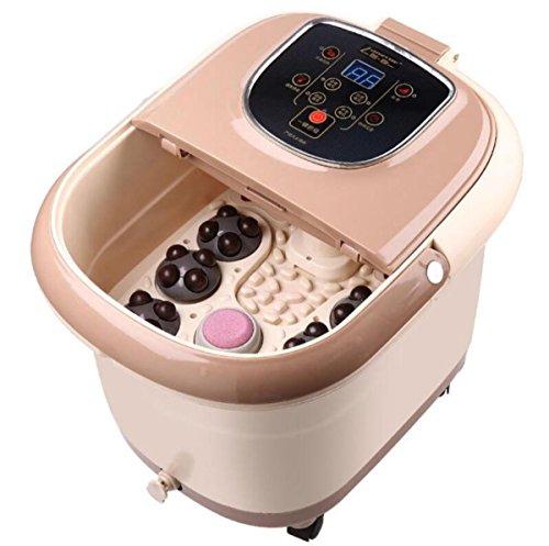 Preisvergleich Produktbild FußMassager Spa Roller-Massage-Therapie Blase Vibration Feets 200v