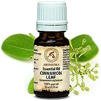Zimt Öl 10ml - Cinnamomum Zeylanicum - Indien - 100% Reine & Natürliche Zimtblätteröl - für Schönheit -Aphrodisiakum... preisvergleich bei billige-tabletten.eu