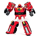 # Tobot R Rescue Fire Engine / Car Transformer Robot ...