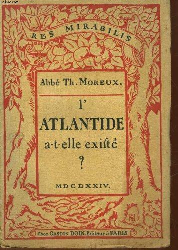 L' Atlantide a-t-elle exist ?