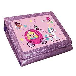 Princess Unicorn Lenticular Pink Glitter Case (Nintendo 2DS)