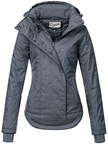 Sublevel / Stitch & Soul Sportliche Damen Winter Jacke 46550 / 44312
