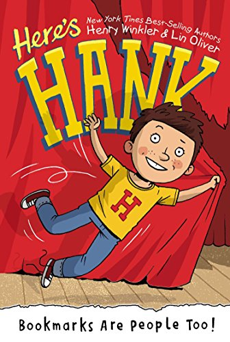 Bookmarks Are People Too! #1 (Here's Hank, Band 1)