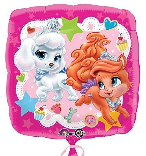 Disney Princess Palace Pets 17 Foil Balloon (Each) by BirthdayExpress (Disney Princess Palace Pet-spielzeug)