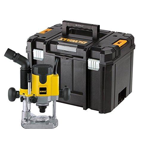 Preisvergleich Produktbild DEWALT Oberfraese, 1400 W in T-Stak-Box VI, DW622KT-QS