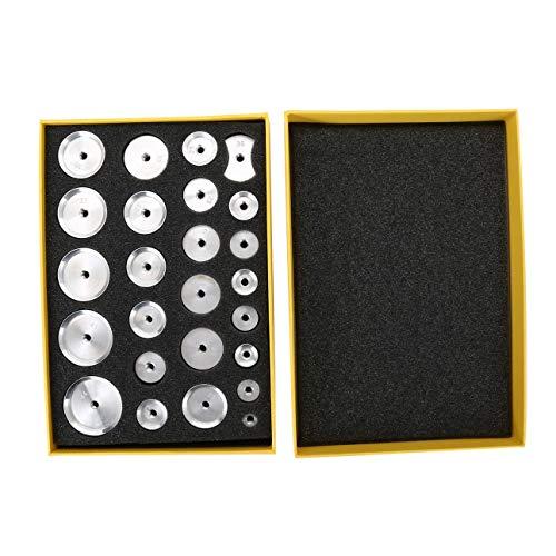 Pellicola in alluminio per coperchi 25/20 set di accessori per tappatrici ballylelly