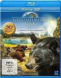 Weltnaturerbe USA 3D - Yellowstone Nationalpark (+ 2D Version) [Blu-ray 3D]