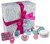 Bomb Cosmetics Handmade Gift Pack, Pamper Hamper
