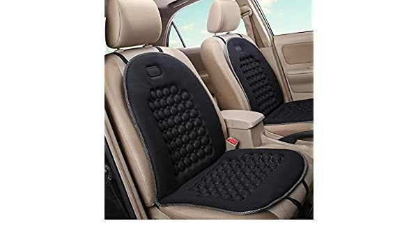 Comfort Black Massage Seat Support For Cab Driver Long Distance For Mini