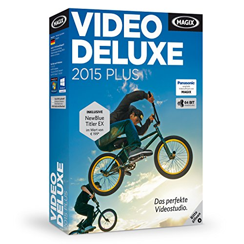 MAGIX Video deluxe 2015 Plus