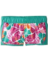 Roxy Girls' Floral Boardshort