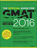 Official Guide for GMAT Quantitative Review 2016 with Online