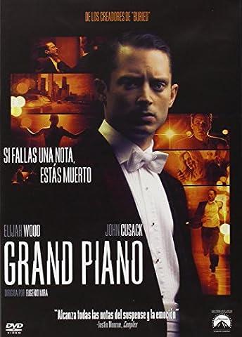 Grand Piano (Import Dvd) (2014) Elijah Wood; John Cusack; Alex Winter; Kerry B