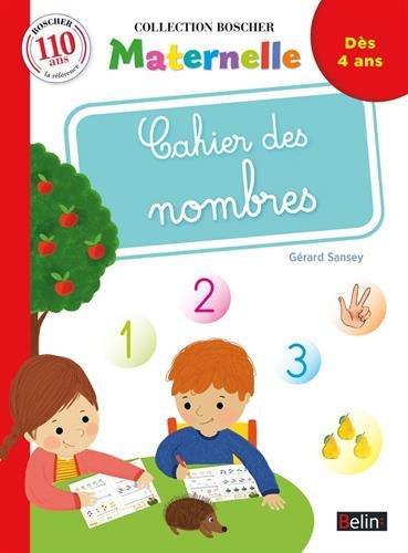 Cahier des nombres par Gérard Sansey