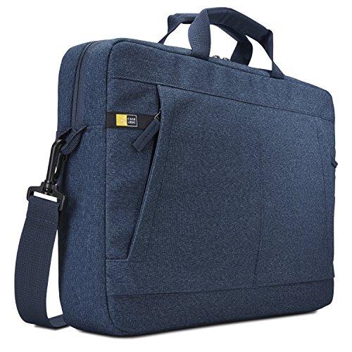 Case Logic Huxton Attache Tasche für Notebooks bis 39,6 cm (15,6 Zoll) Blau