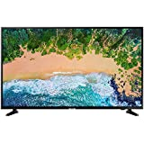 "Samsung UE43NU7020 43"" Smart 4K Ultra HD TV with HDR - Black Gloss"