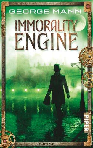 Immorality Engine: Roman (Newbury & Hobbes 3)