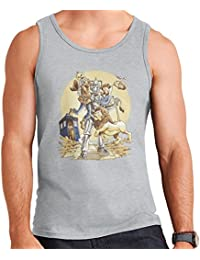 Doctor Who Wizard Planet Of Oz Men's Vest
