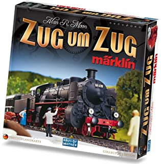 Asmodee - Days of Wonder 200288 - Zug um Zug Märklin (B000EBP0G4) | Amazon price tracker / tracking, Amazon price history charts, Amazon price watches, Amazon price drop alerts