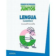 Aprender Es Crecer Juntos. Cuadrícula. Cuaderno De Lengua 3 - 9788467837131