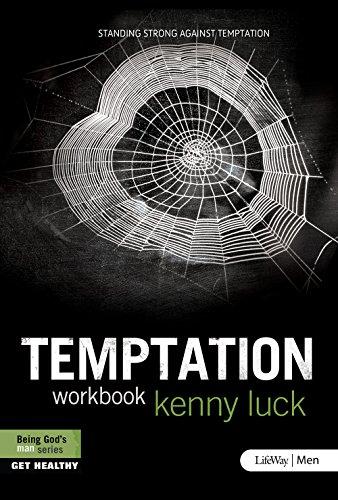 Temptation: Standing Strong Against Temptation - Member Book