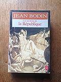 Les six livres de la République